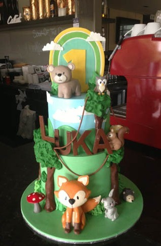 Childrens Cakes by Splendid Servings Cake Design