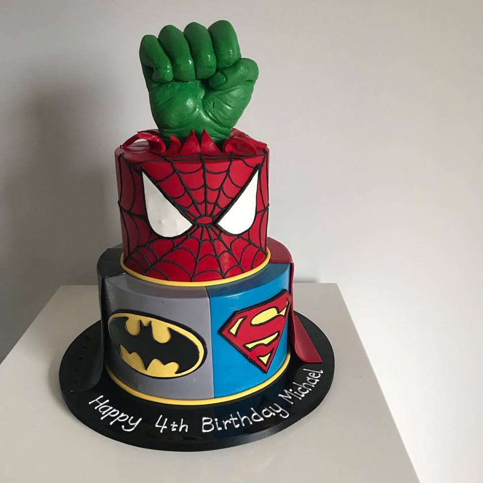 Themed Birthday Cake Ideas for Your Little Ones