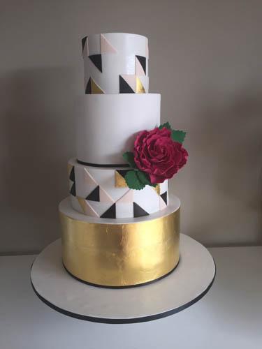 wedding cakes melbourne